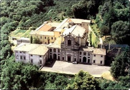 Chiesa e Convento di S. Teresa a Caprarola