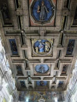 Soffitto della chiesa di S. Maria della Consolazione