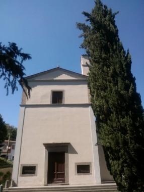Chiesa della Madonna delle Grazie a Caprarola