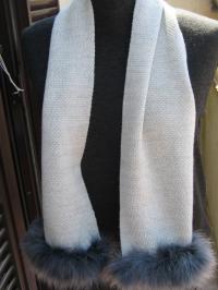 Cod. sci101 sciarpa lana merino
