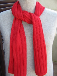Cod. sci108 sciarpa uomo/donna lana merino