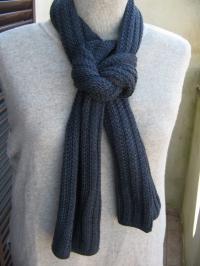 Cod. sci109 sciarpa uomo/donna lana merino