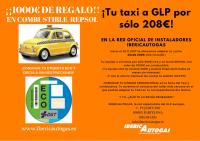 ADAPTACIÓN TOYOTA PRIUS 1000€ DE REGALO