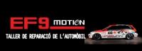 NUEVO TALLER ASOCIADO EN GRANOLLERS: EF9 MOTION