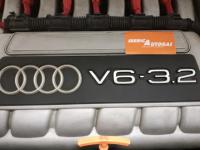 ADAPTACIÓN GLP AUTOGAS AUDI A3 3.2 6 250HP