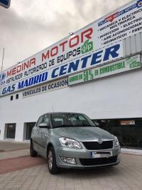 SKODA FABIA 1.2 - TALLER MEDINA MOTORS MADRID