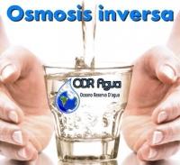 El agua osmótica (Osmosis Inversa)