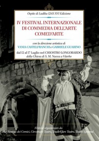 IV edizione del Festival Comed'Arte