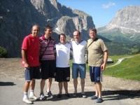 Maratona sulle Dolomiti per il Circolo