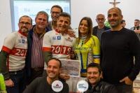 Rando Tour Campania 2019: Il Circolo Amatori della Bici sul gradino più alto del podio