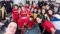 SANT'EGIDIO FEMMINILE - Napoli Dream Team