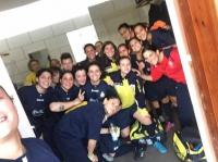 Napoli CF - SANT'EGIDIO FEMMINILE