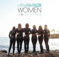 "PADI ""WOMEN'S DIVE DAY 2018"""