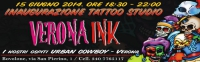 Inaugurazione Tattoo Studio VERONA INK