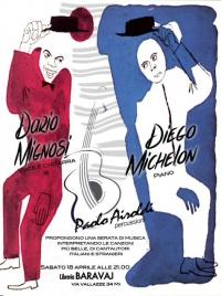 Musica dal vivo con Dario, Diego & Paolo