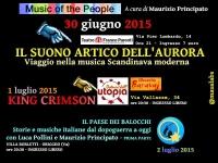 Degustazioni Musicali @ OSTERIA dell'UTOPIA / Libreria BARAVAJ a cura di Maurizio Principato