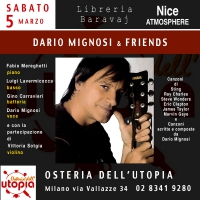Dario Mignosi & Friends in concerto