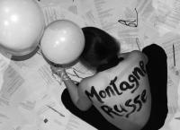 MONTAGNERUSSE  -  monologhi e canzoni di e con Lorenzo Luporini