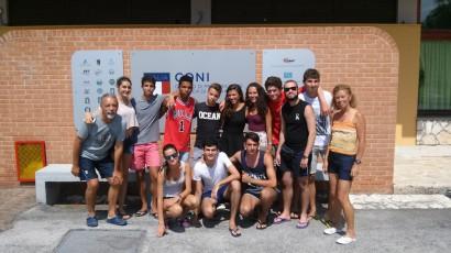 Foto del gruppo giovanile