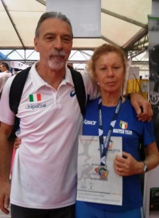 Anna ed il coach