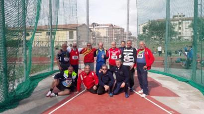 Foto dei martellisti con in nostri Sandro e Vincenzo