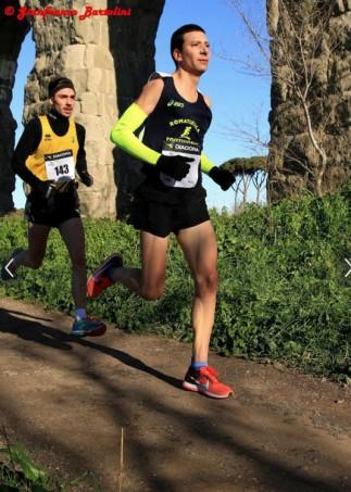 Corri alla Befana 2017 - il nostra Luca