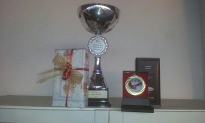 I trofei di Rosanna a Macerata