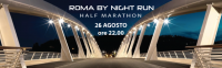 26 agosto Roma by Night Run
