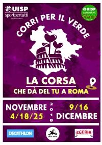 4 novembre torna Corri per il Verde