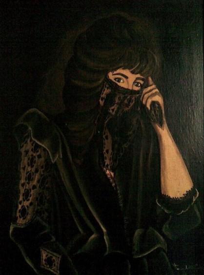Ritratto di Donna Velata
