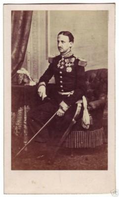 S.M. Francesco II di Borbone, Re delle Due Sicilie