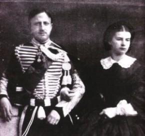 Il Re e la Regina partono per Gaeta