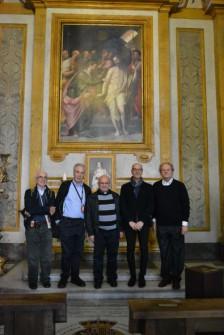 Delegazione Cappella dei Borbone