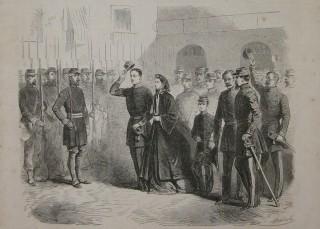 14 Febbraio 1861 - I Sovrani Napoletani lasciano per sempre Gaeta e il Regno