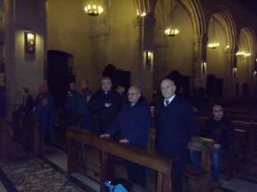 Celebrazione Santa Messa in Santa Chiara