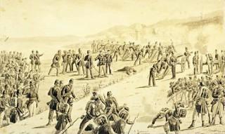 ungerechte Aggression seitens des Königreichs Piemont