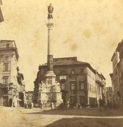 Colonna dell'Immacolata a Piazza di Spagna - ROMA