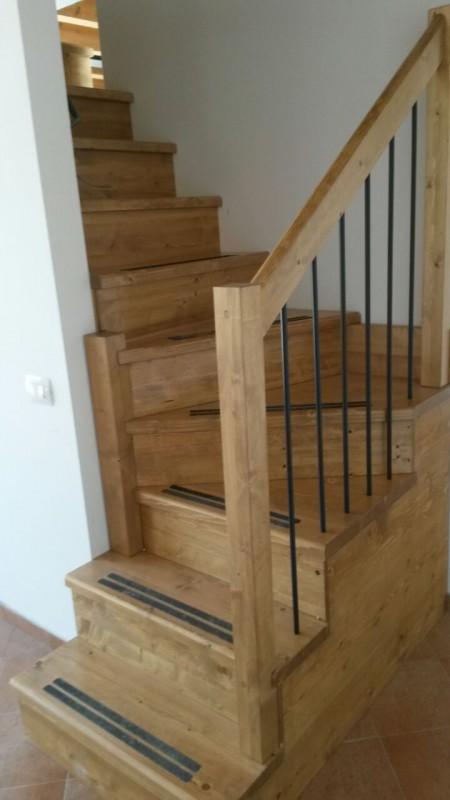 Come costruire una scala in legno per soppalco trendy - Costruire scale in legno ...