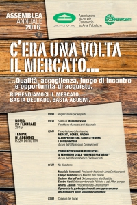 Roma 23.02.2016 Assemblea Nazionale ANVA